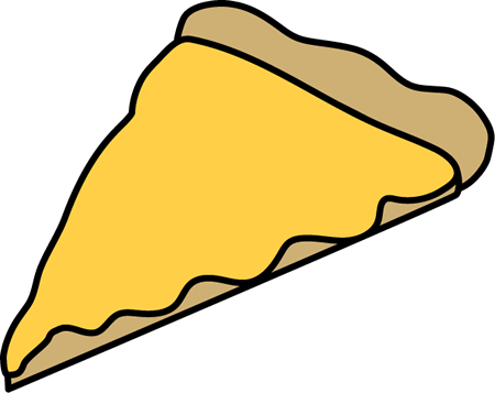 slice of cheese png