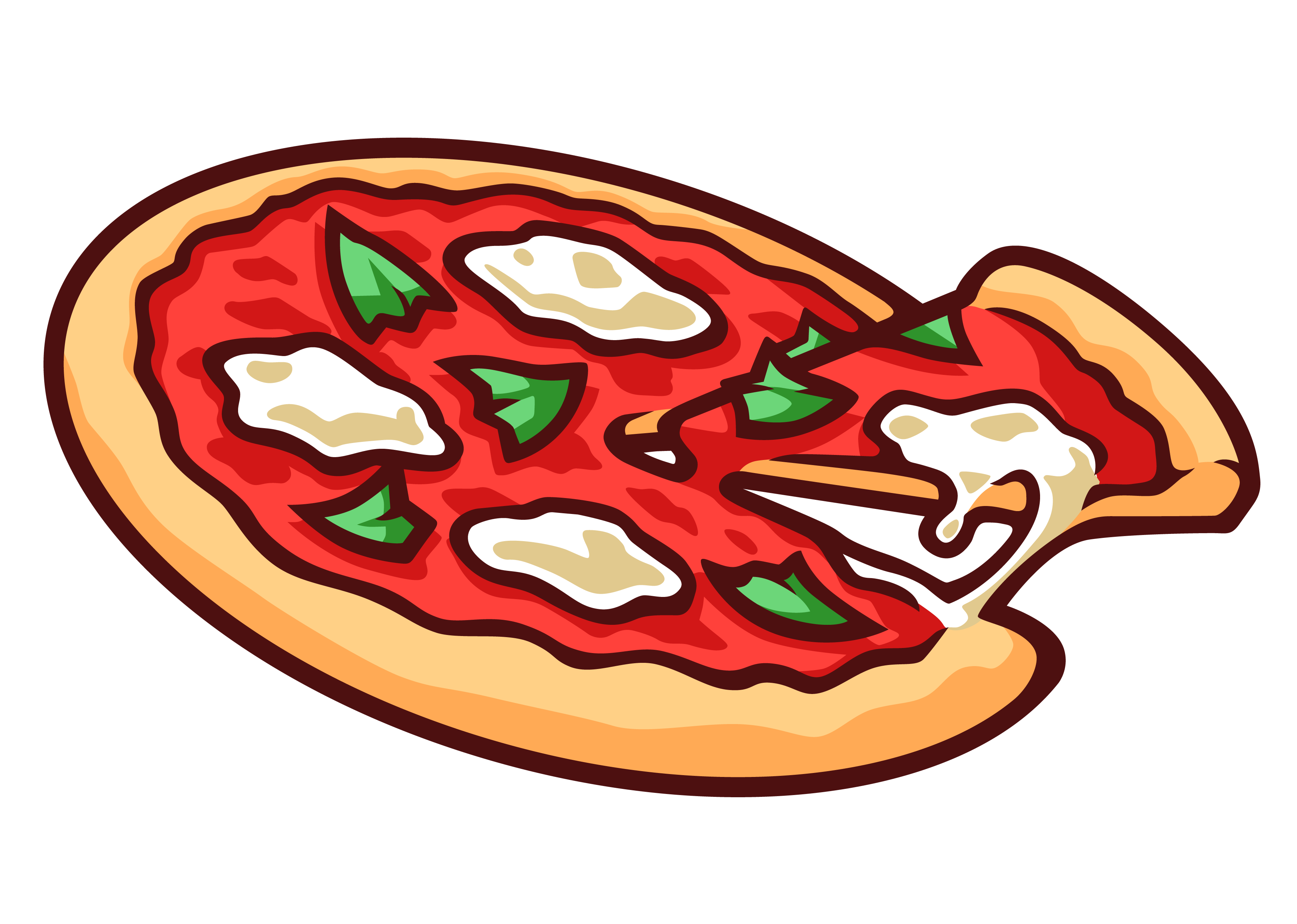 Pizza clipart pizaa. Id panda free images
