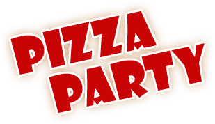 Pizza party png. Welcome back