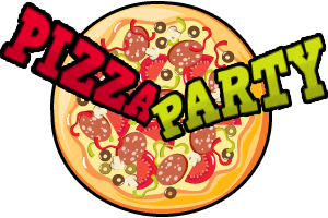 Pizza party png. The arc northeast mississippi