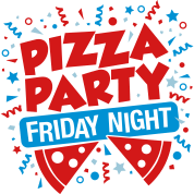 Pizza party png. Friday night women s