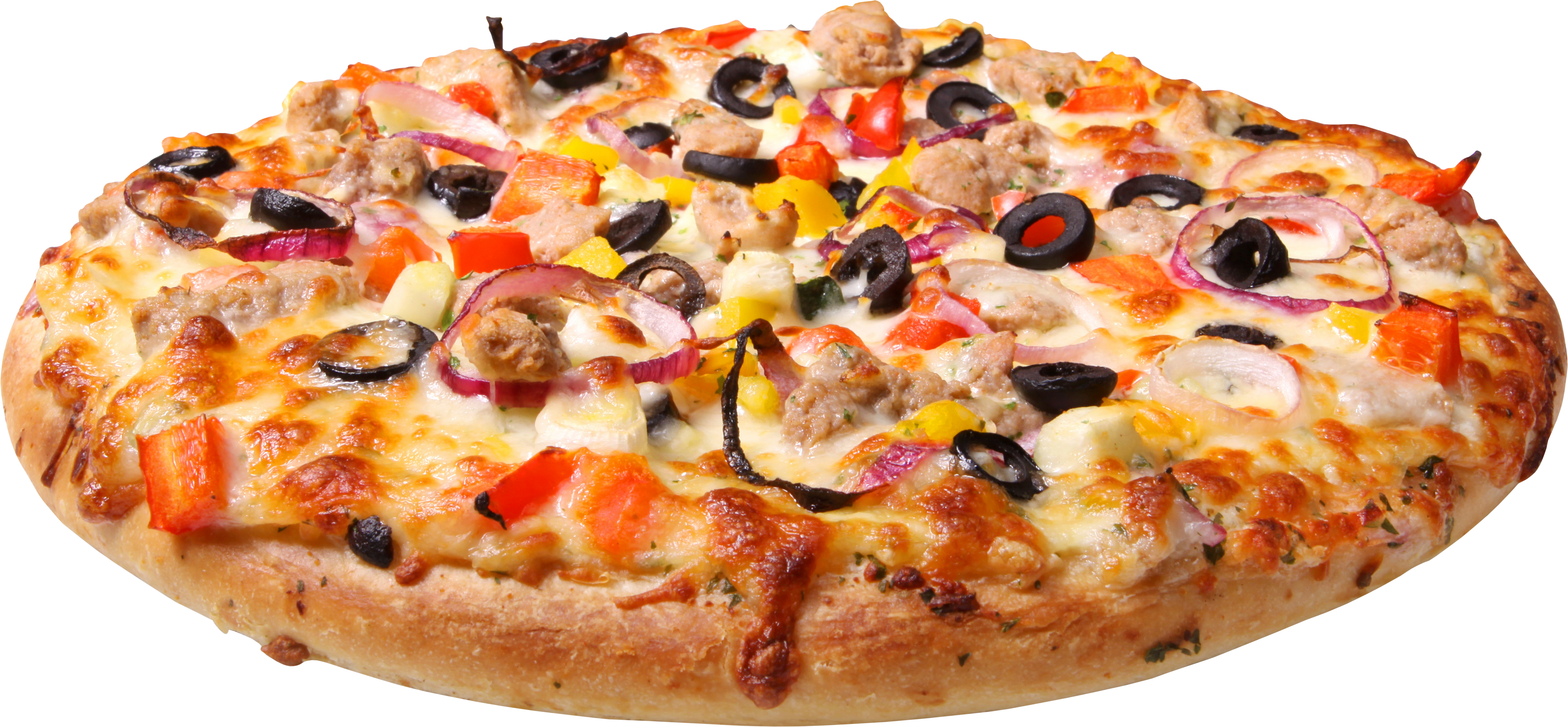 Pizza png images. Free download