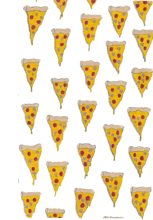 Pizza png tumblr. Tranparent by me via