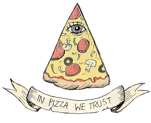 Pizza png tumblr. Transparencia total in we