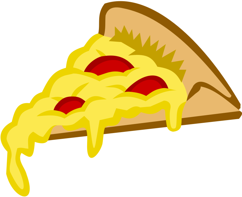 Pizza slice cartoon png. Free icons and backgrounds
