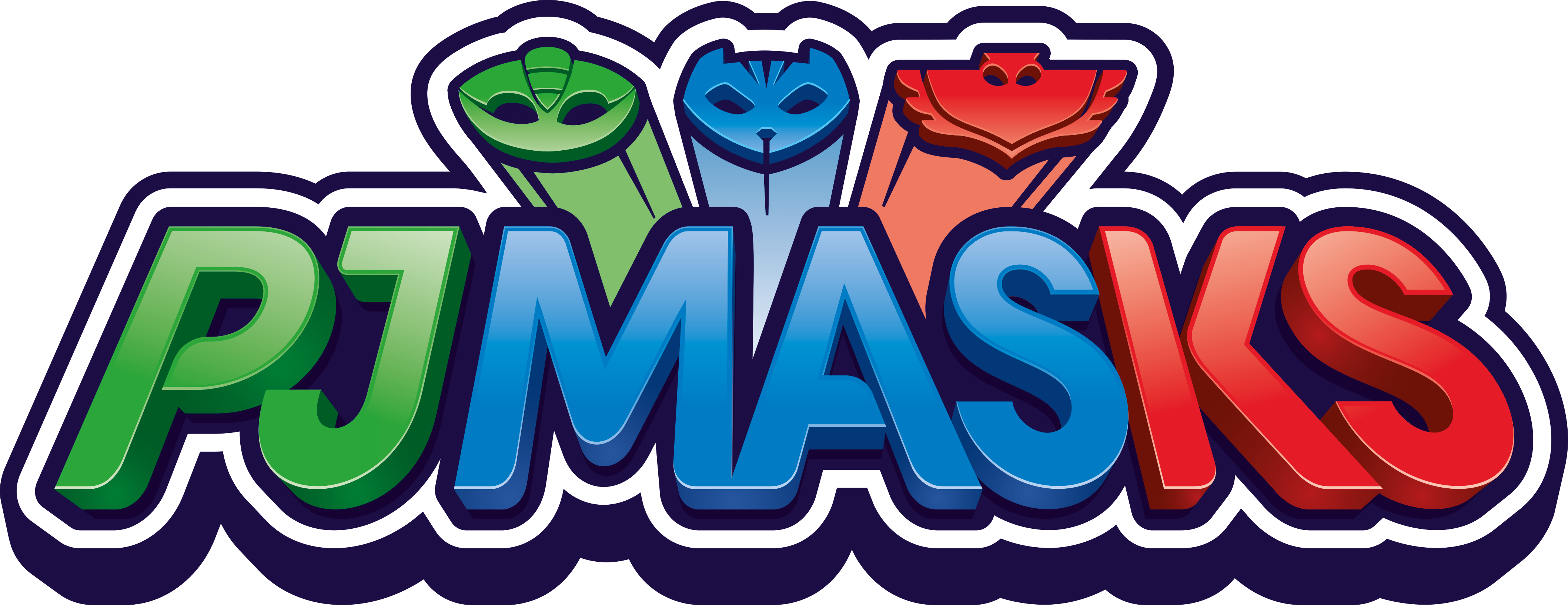 Pj mask logo png. Ndna partners with entertainment
