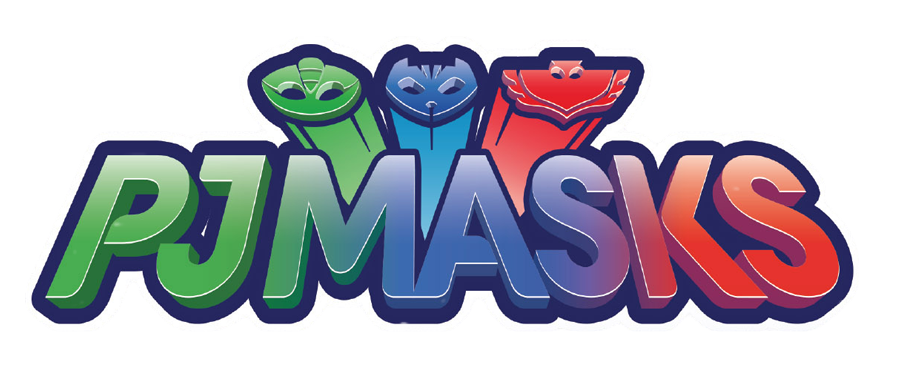 Pj mask logo png. Masks all their sweet