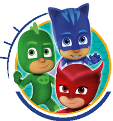 Pj mask png. Read with masks fill