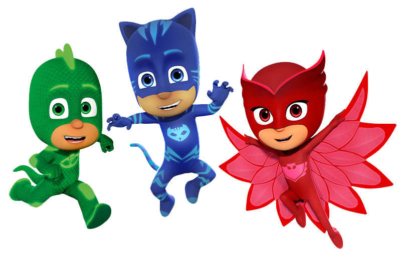Pj mask png. Masks in action connor