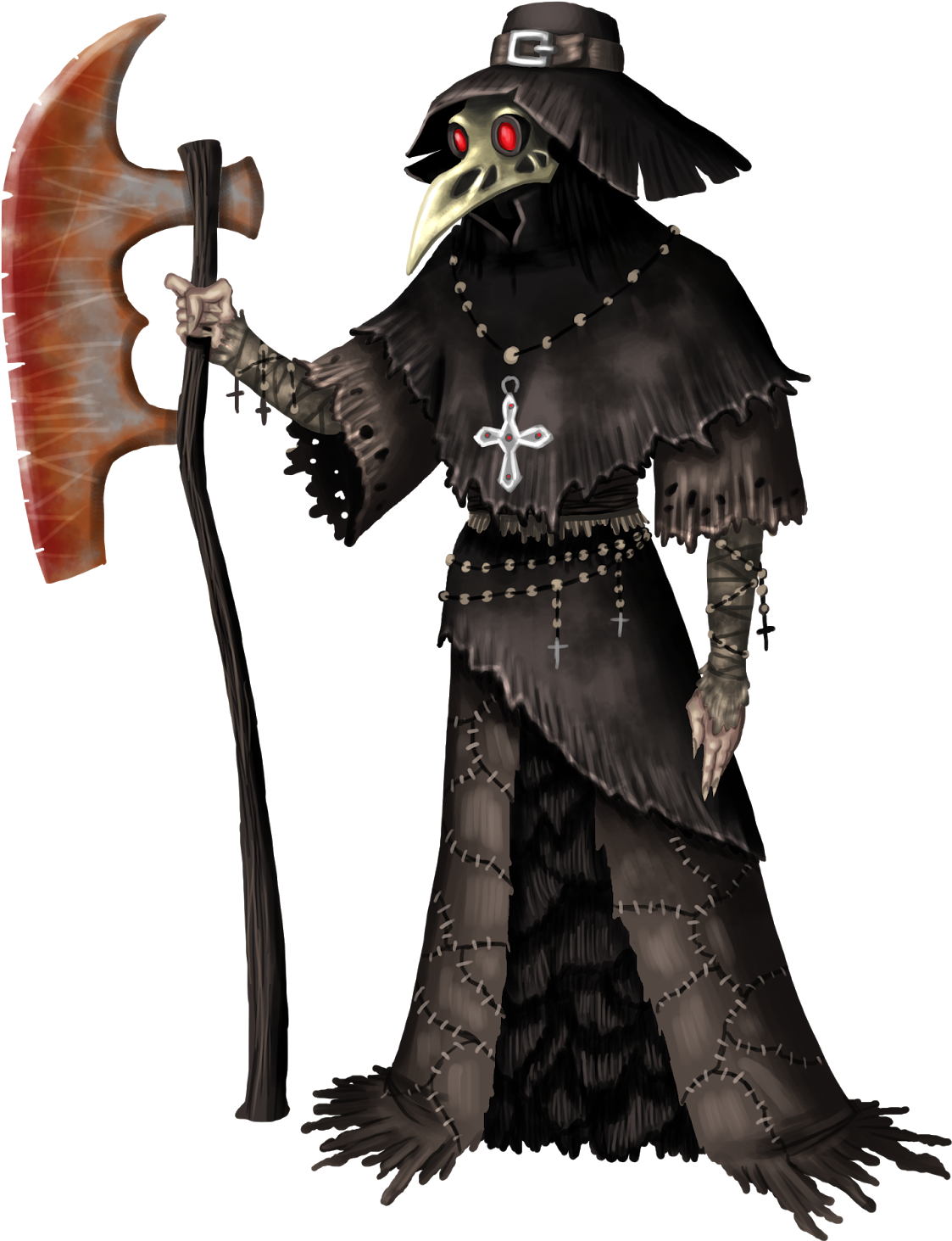 Plague doctor png. Download hd design and