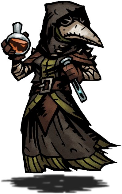 Plague doctor png. The homebrewery naturalcrit credit