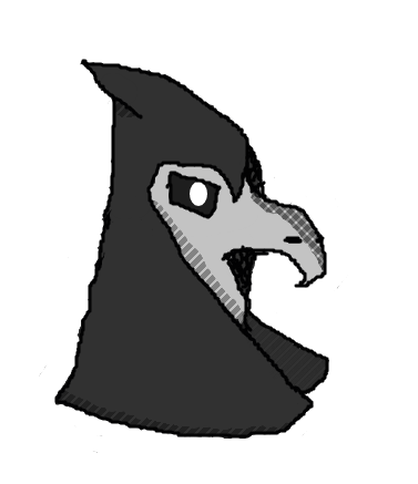 Plague drawing. Scp oh four nine