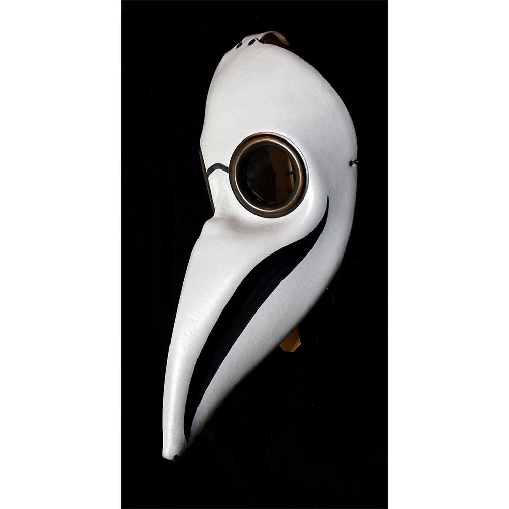 Plague mask png. Commedia dell arte doctor