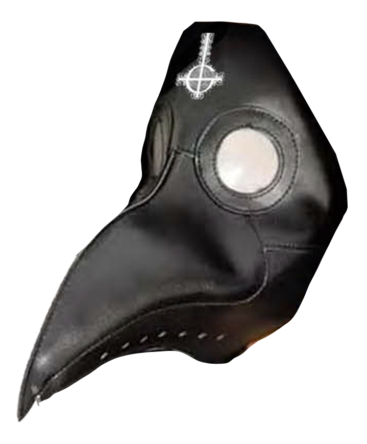 Plague doctor mask png. Ghost merchandise loma vista