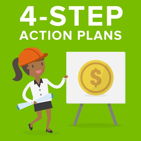 action clipart action step