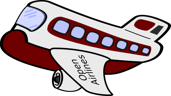 Plane cartoon png. Airplane clip art at