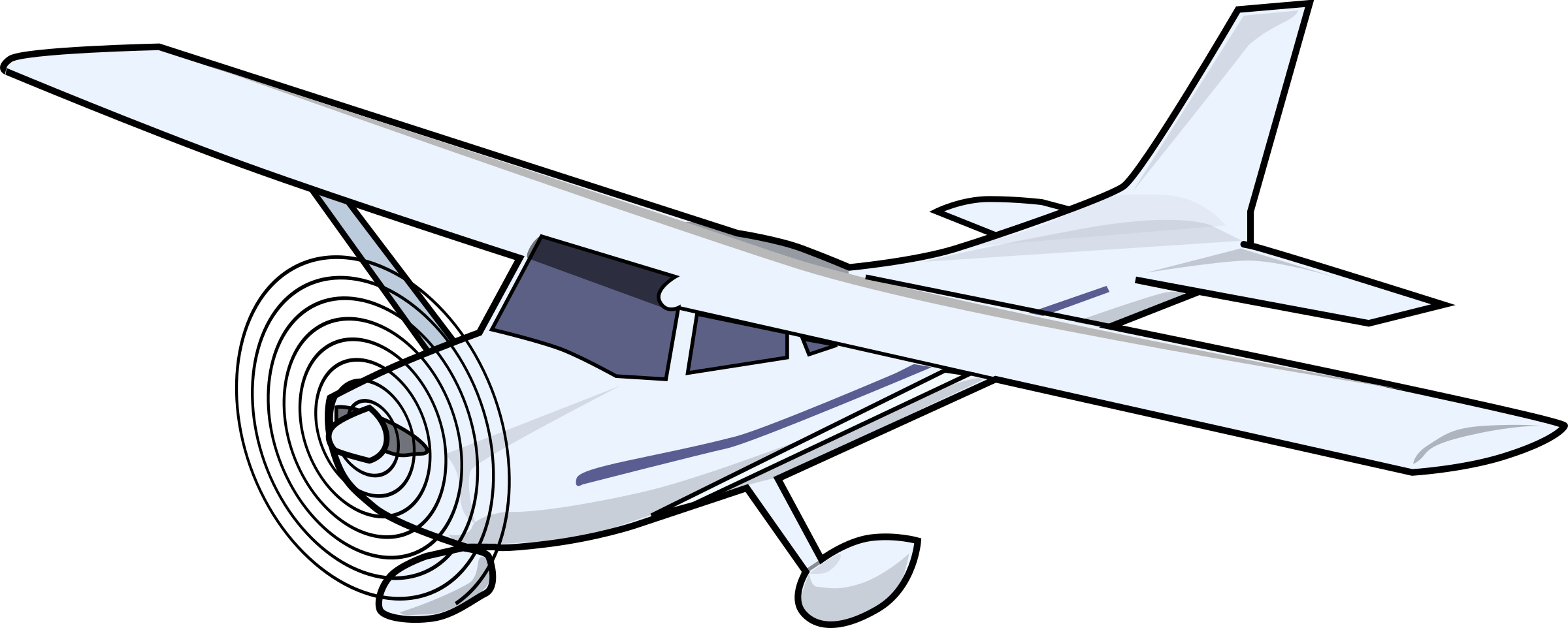 Plane clipart air craft. Aircraft airplane wing of