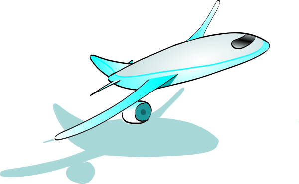 Plane svg animated. Taking off clip art