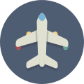 Plane svg pictogram. Category aircraft icons wikimedia