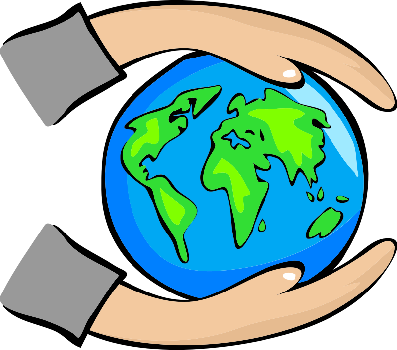 environment vector earth