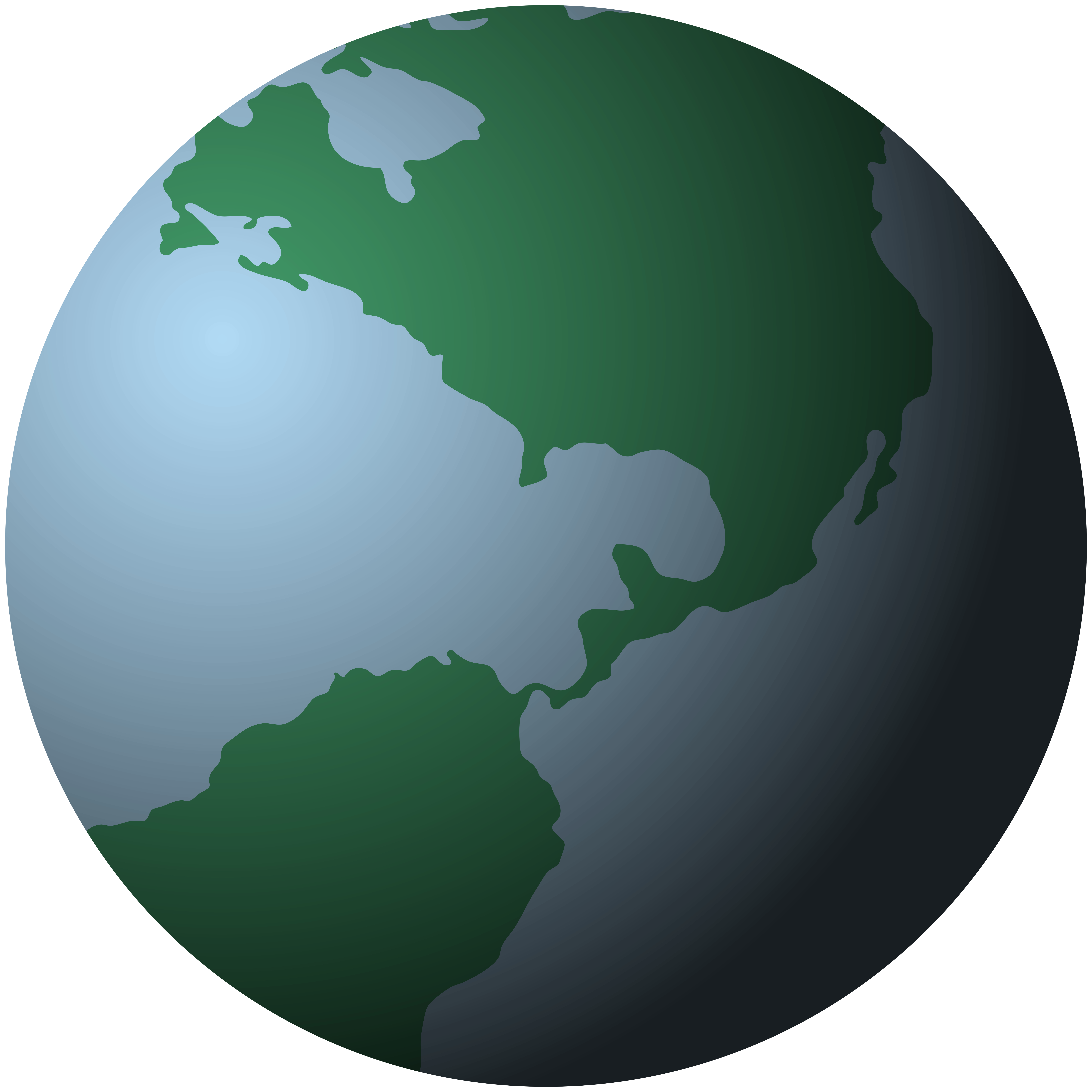 Earth clip high quality. Png art best web