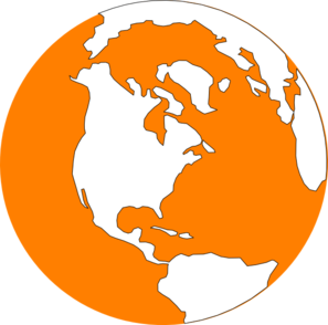 Earth at getdrawings com. Planet clipart orange planet png royalty free download