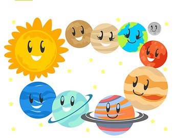 Planet clipart outter. Mercury at getdrawings com