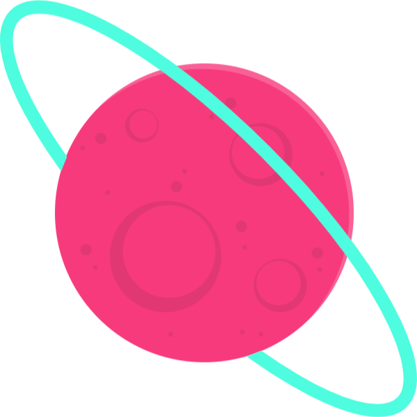 Vector stickers round. Free online planet earth