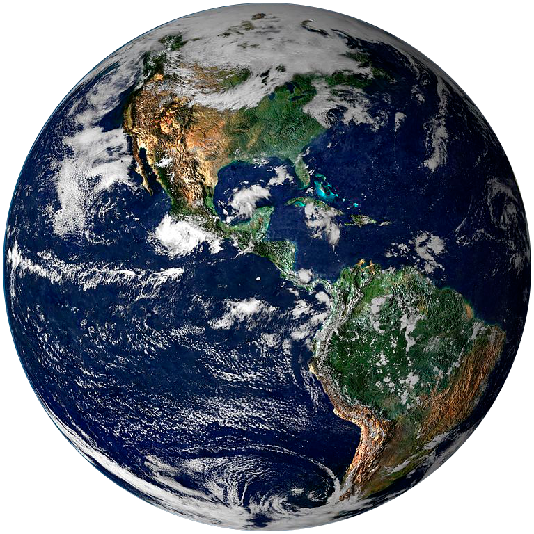 Planet earth png nasa. Outer space art transprent