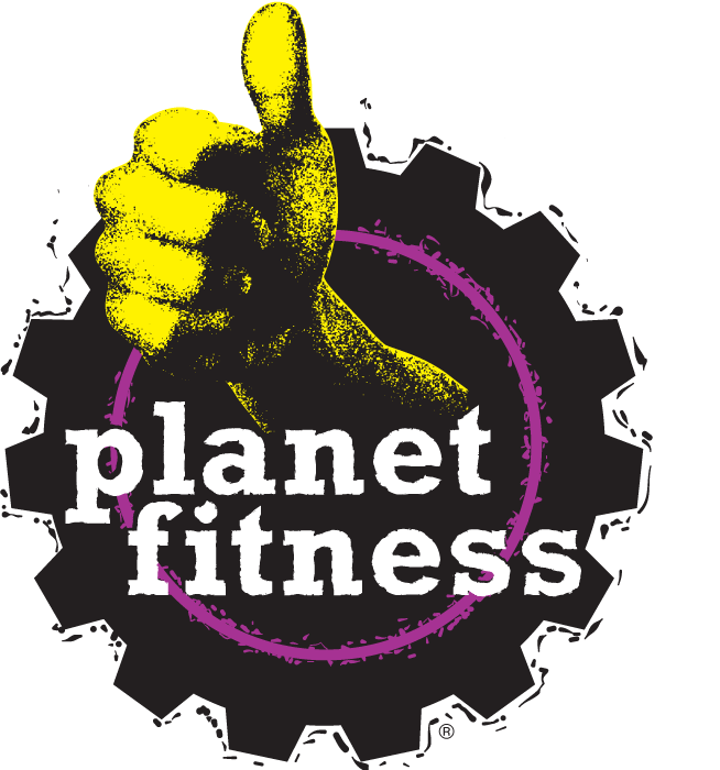 planet fitness logo png
