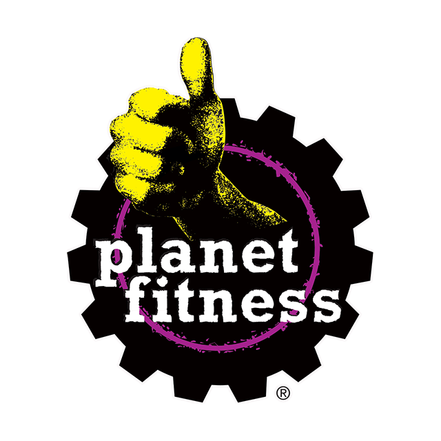 Planet fitness logo png. The mall at prince