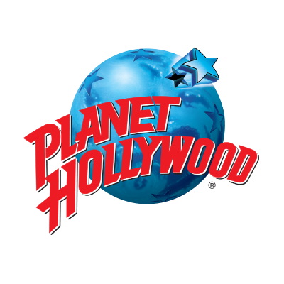 Planet hollywood logo png. At the forum shops