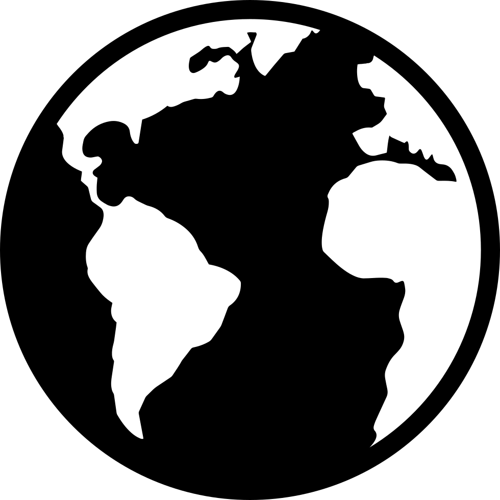 Planet icon png. Earth shape svg free