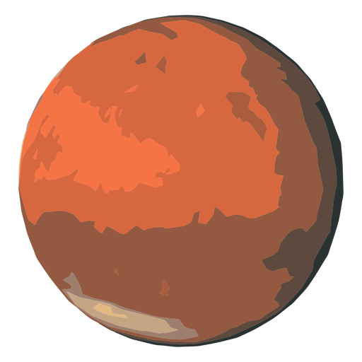 Planet png transparent. Mars icon svg vector