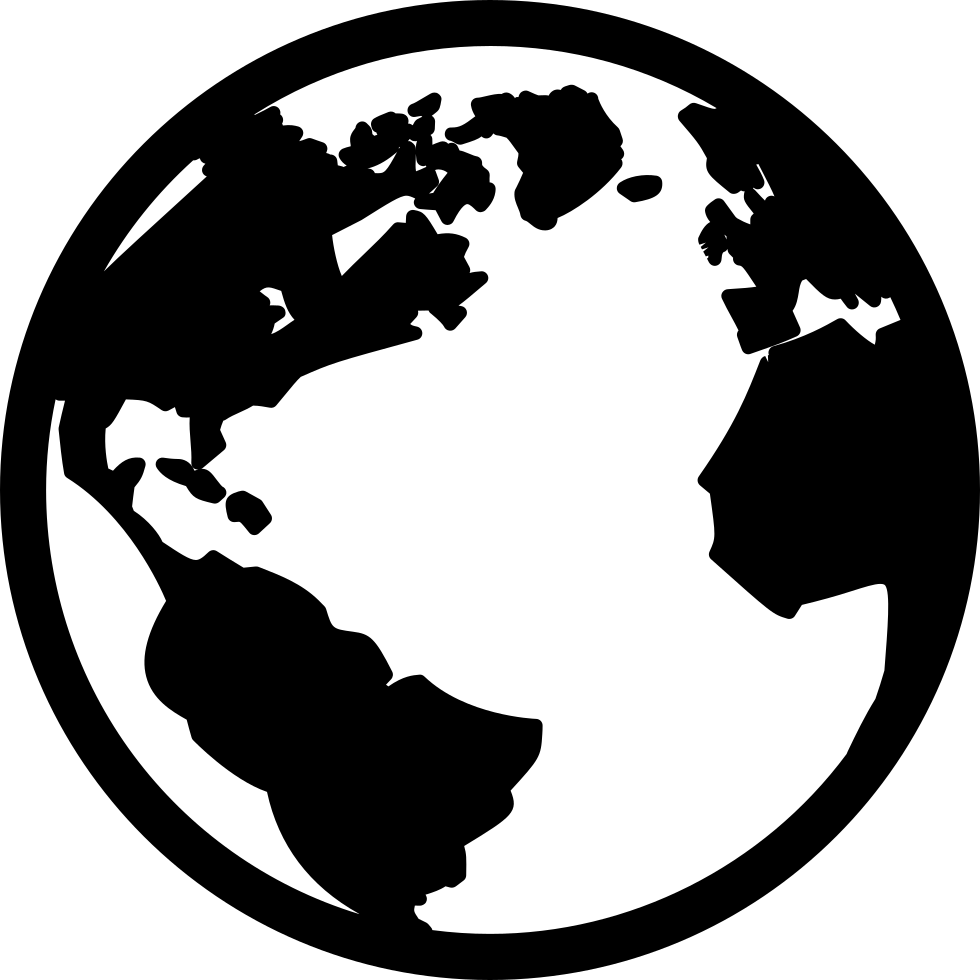 Planet svg. Earth png icon free