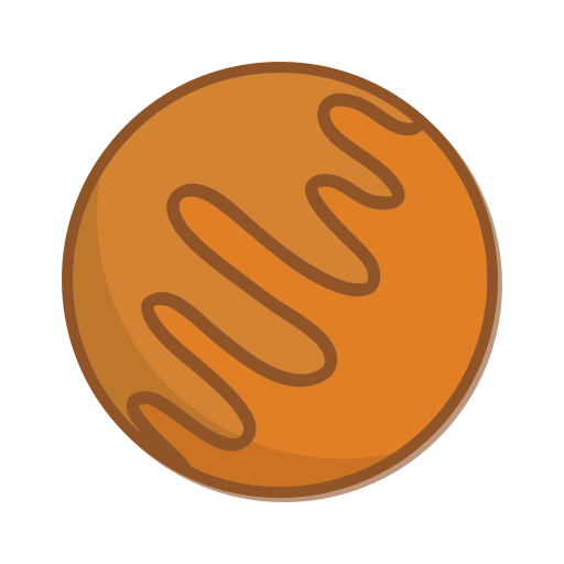 Pluto svg jpeg. Planet icon world space