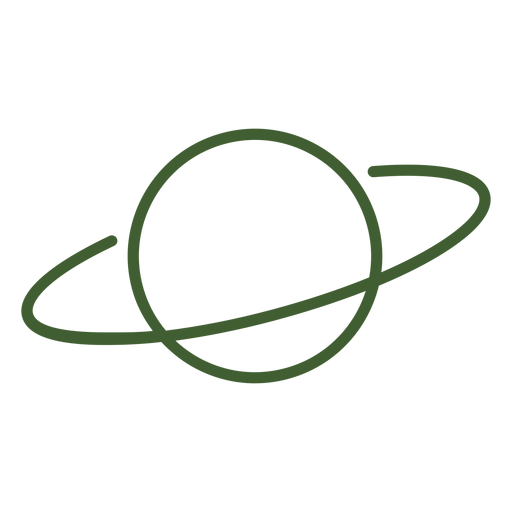 Transparent saturn drawn. Planet icon png svg