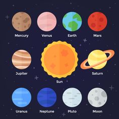 planets clipart 8 planet