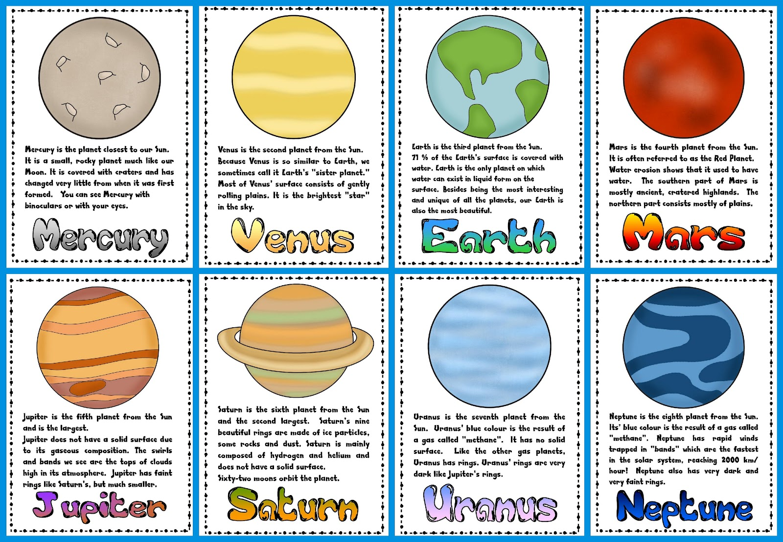 Planets clipart collage. Time off work and