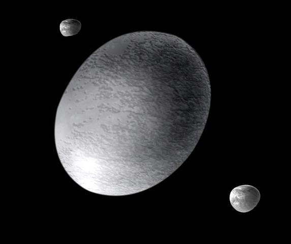 Planets clipart haumea. Ferrebeekeeper the extreme rapidity