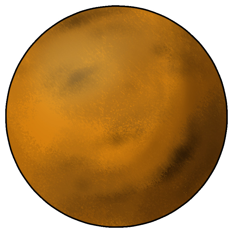 Planets clipart red planet. Clip art collection for
