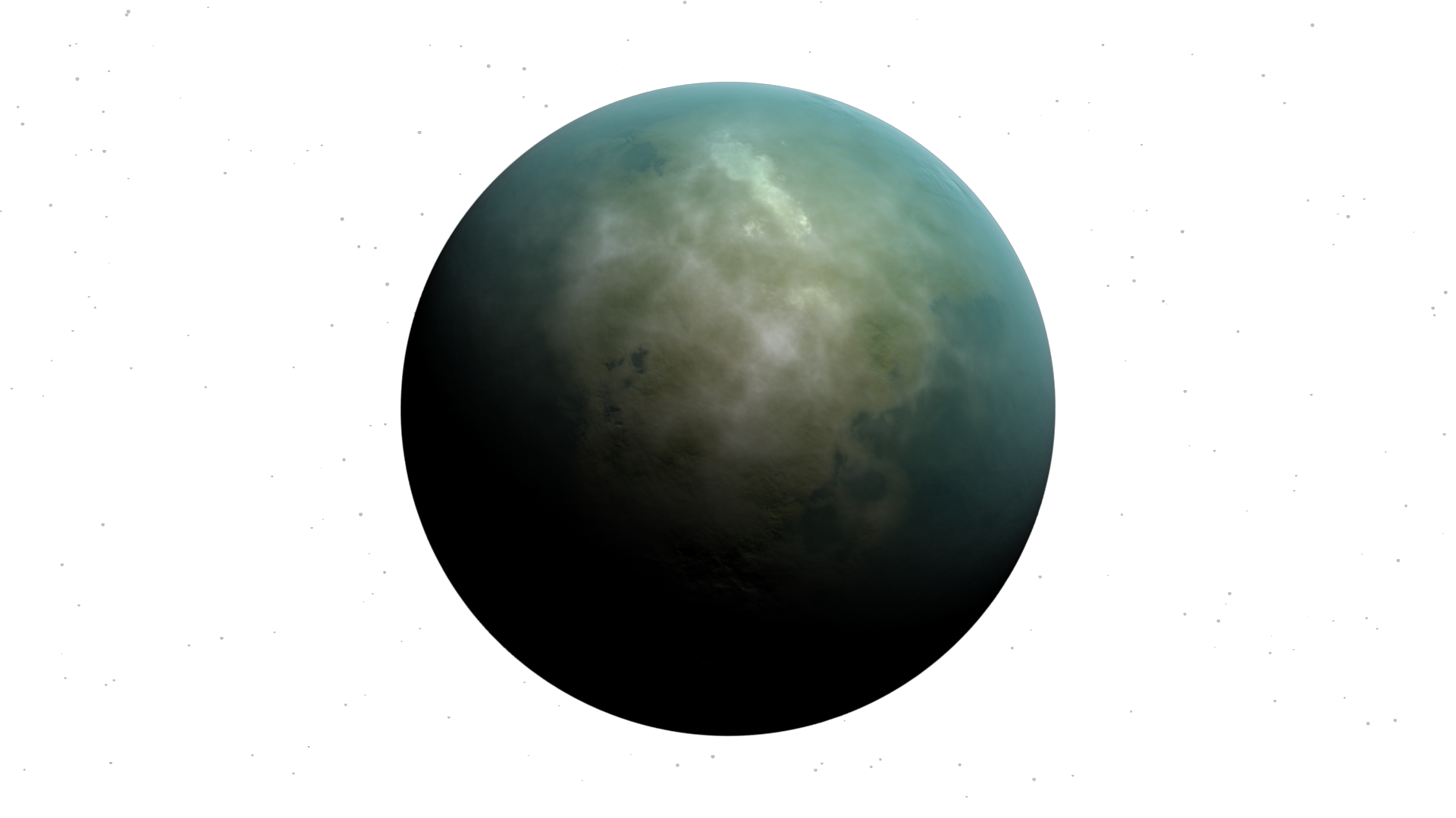Planets hd png. Last age planet at