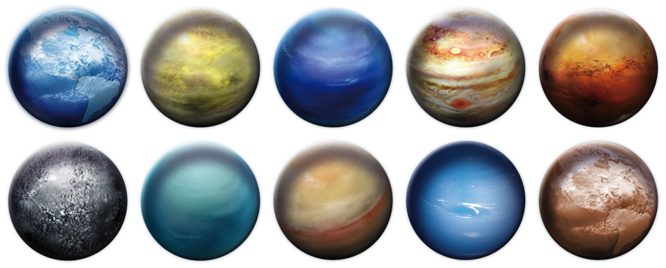 Png planets. Image all player planet