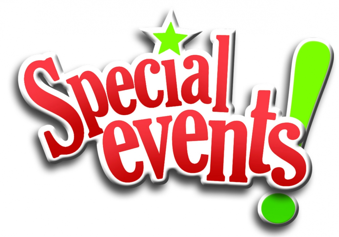 Announcement clipart upcoming event. Best special planner planning