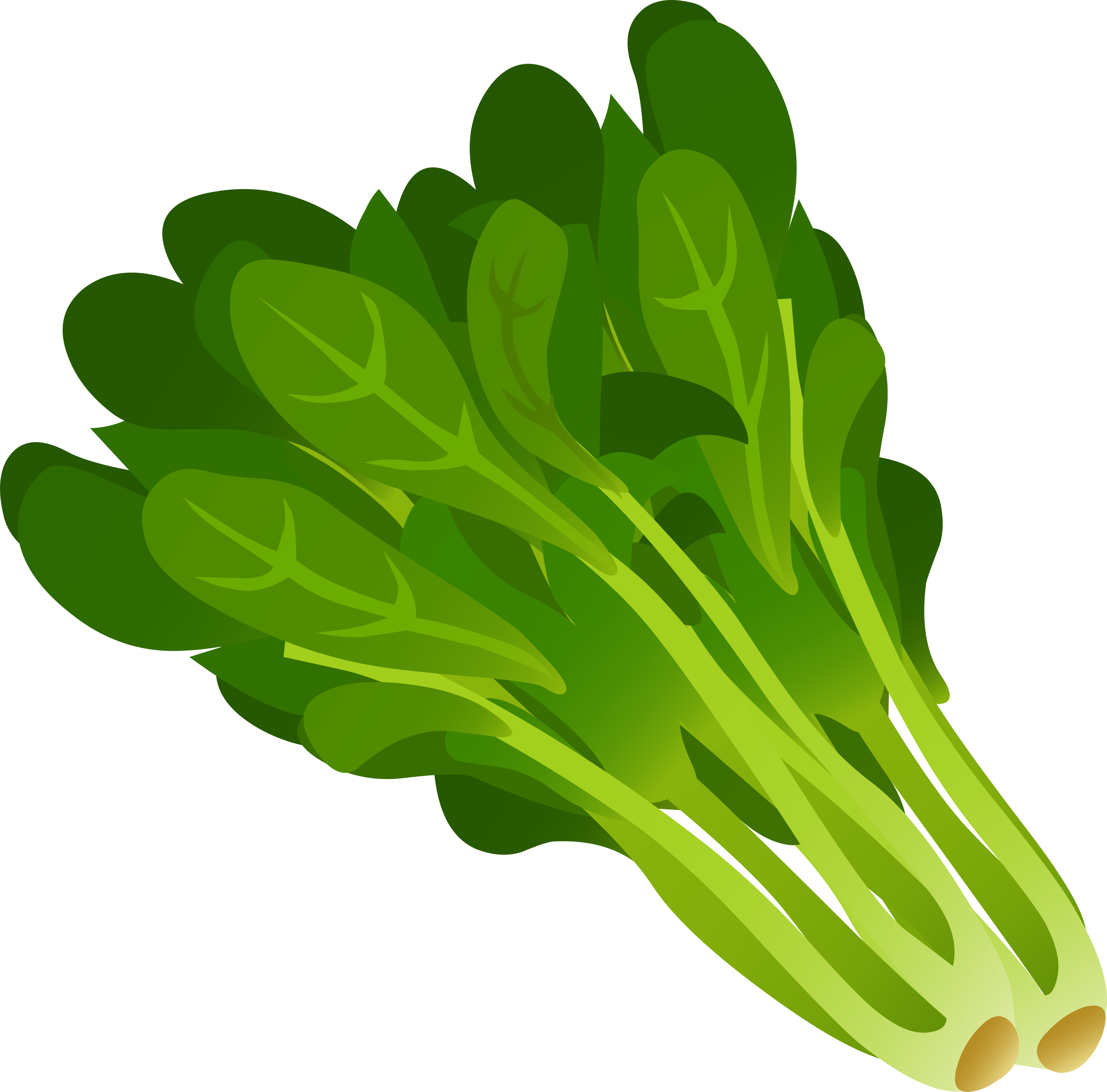 Lettuce cartoon png. Clipart food spinach big