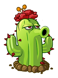 cactus png plants vs zombies