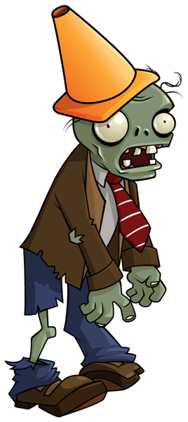 Plants vs zombies zombie png. Transparent images tips and