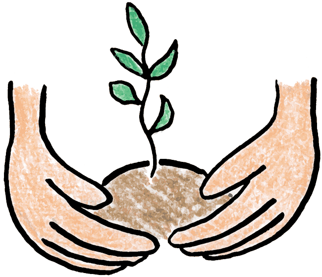 Planting clipart forest plant. A perfect world plants