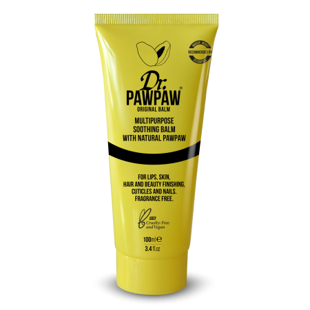Plants clipart pawpaw. Dr shea butter balm