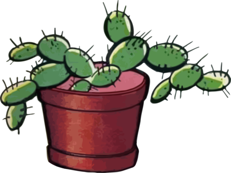 Plants clipart succulent. Cactus computer icons prickly
